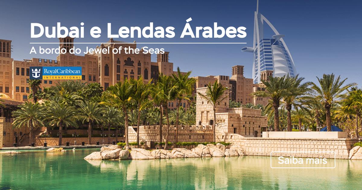 Dubai e Lendas Arabes