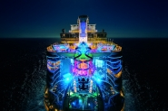 Bloqueio Symphony of the Seas - Europa