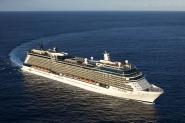 Travessia Chile à Califórnia a bordo do Celebrity Eclipse