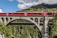 Glacier e Bernina Express