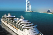 Dubai e Lendas Árabes a bordo do Jewel of the Seas