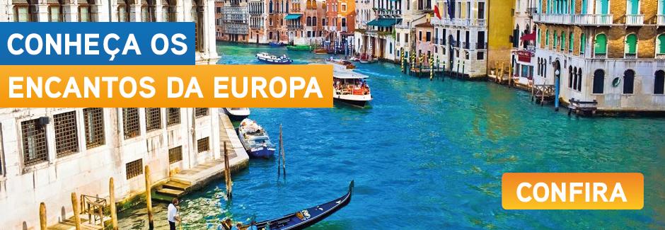 Encantos da Europa
