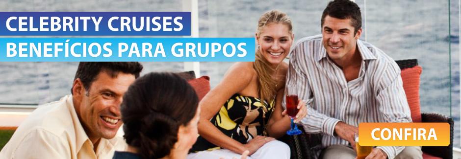 Oferta especial para grupos de incentivo na Celebrity Cruises