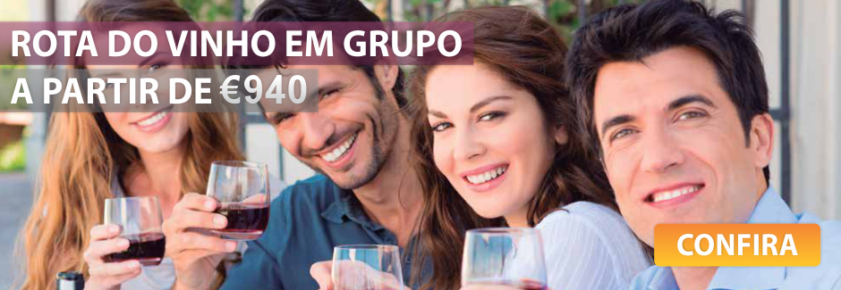 Rota do Vinho em Grupo