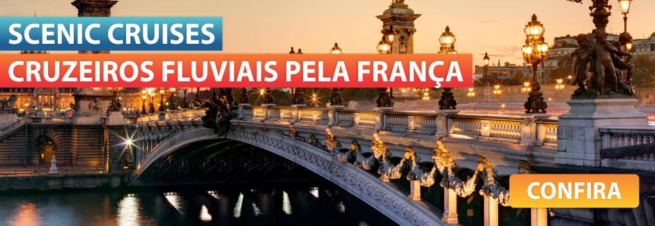 Scenic Cruises - Cruzeiros Fluviais pela França
