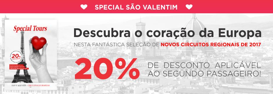 Special São Valentim