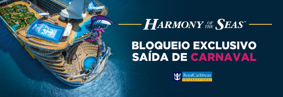 Bloqueio Harmony Carnaval