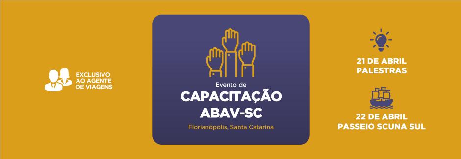 ABAV-SC - Evento de Capacitação 2018