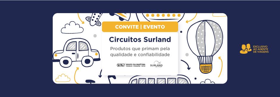Evento Grupo Cia Marítima + Surland