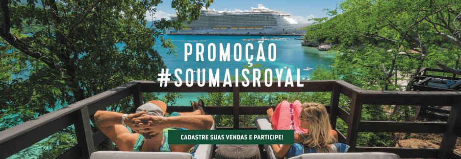 Promoção #SouMaisRoyal