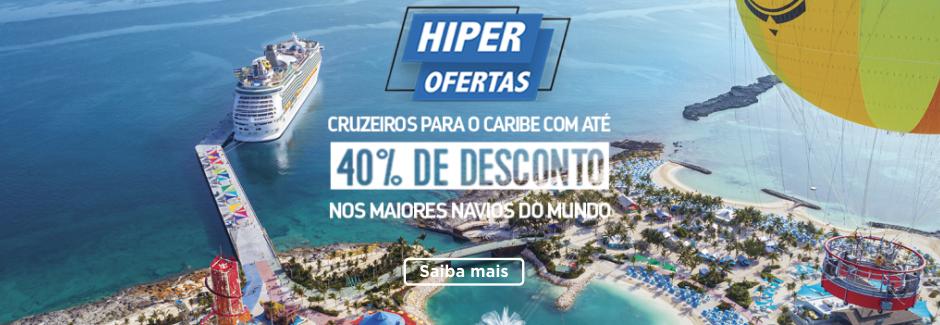Hiper Ofertas Royal Caribbean